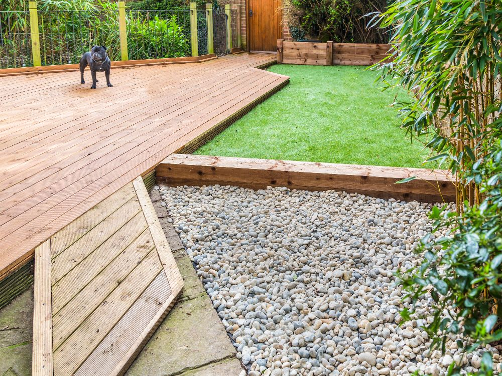 Residential Decking Cleaning Bristol