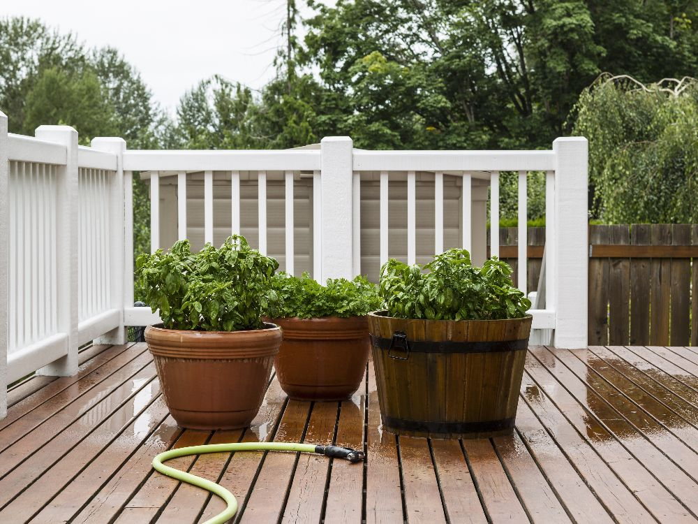Decking Cleaners in Bristol